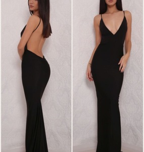 Rent: Abyss by Abby Celine gown