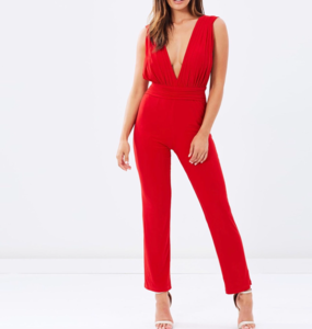 Buy: Red Playsuit for SALE