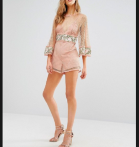 Buy: Alice McCall - All Eyes on Your Playsuit