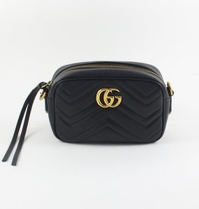 Rent: GG Marmont Matelassé Mini Shoulder Bag