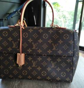 Buy: Louis Vuitton Cluny BB Monogram Canvas Bag