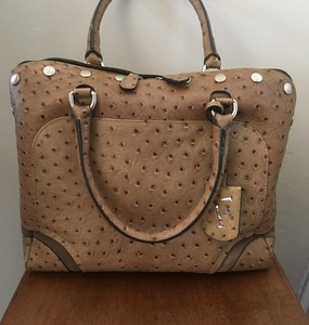 Buy: Authentic Furla Royal Satchel Leather Bag - New