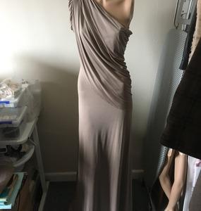 Buy: Pia Gladeys Perey Luanne One Shoulder Grecian Dress - BNWTS