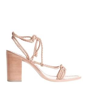 Buy: ZIMMERMANN WEAVE BRAID TIE HEEL (Size 40)