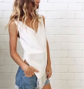 Buy: Christopher Esber Raffia Weave Top