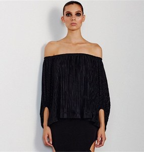 Rent: Yazmin Blouse - Black